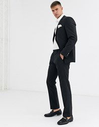 Tommy Hilfiger Will Extra Slim Suit Trouser Black
