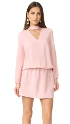 Amanda Uprichard Amaretto Dress Dusty Rose