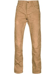 Prps 'Rambler' Trousers Nude And Neutrals