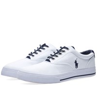 Polo Ralph Lauren Vaughn Sneaker White