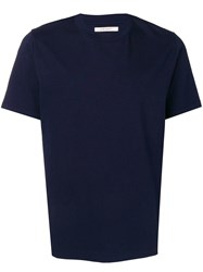 Covert Slim Fit T Shirt Blue