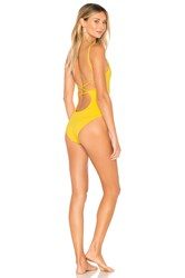 F E L L A Zac One Piece Yellow
