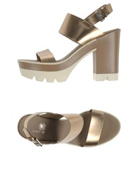 Janet Sport Footwear Sandals Women Bronze