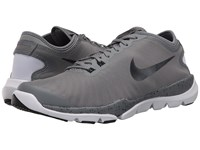 Nike Flex Supreme Tr 4 Hp Clear Grey Metallic Hematite Women's Cross Training Shoes Gray