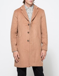 Shades Of Grey Overcoat Camel