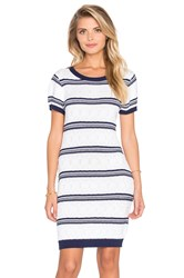 Minkpink Read Between The Lines Dress White
