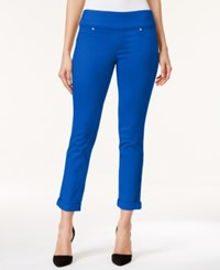 Styleandco. Style And Co. Boyfriend Jeggings Only At Macy's True Sapphire