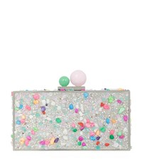 Sophia Webster Clara Lollipop Box Clutch Female Pink