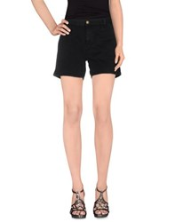 Baandsh Denim Denim Shorts Women Black