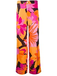 Roseanna Gangster Lee Floral Print Trousers 60
