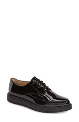 Nine West 'Berbieri' Platform Oxford Women Black Patent