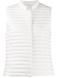 Save The Duck Iris Padded Gilet White