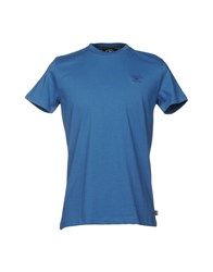 Beverly Hills Polo Club Topwear T Shirts Pastel Blue