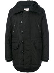 Moncler Classic Fitted Jacket Men Polyamide 1 Black