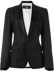 Dsquared2 'Eliza London' Blazer Black