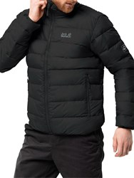 Jack Wolfskin Helium High 'S Down Jacket Black