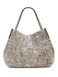 Vince Camuto Tina Leather Hobo Whiskey