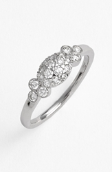 Kwiat 'Moonrise' Diamond Ring White Gold