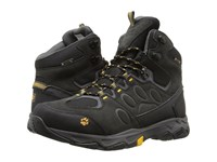 Jack Wolfskin Mountain Attack 5 Texapore Mid Burly Yellow Men's Shoes