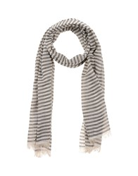 Hamaki Ho Accessories Oblong Scarves Men Beige