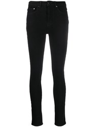 Victoria Beckham Skinny Mid Rise Jeans 60