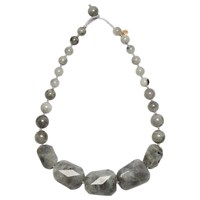 Lola Rose Ari Necklace Labradorite