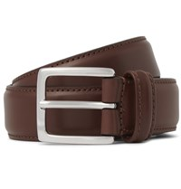 Andersons 3Cm Brown Leather Belt