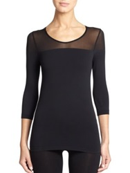 Wolford Amy Pullover White
