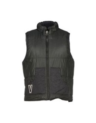 Virtus Palestre Jackets Military Green