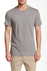 Jack Spade Lawrence Crew Neck Tee Gray