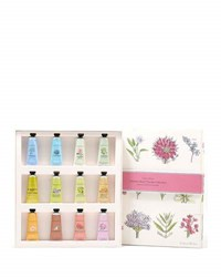 Crabtree And Evelyn Hand Therapy 12 Piece Gift Set