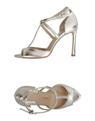 Carlo Pazolini Couture Sandals Platinum
