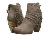 Not Rated Angie Taupe Women's Boots