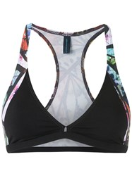 Lygia And Nanny Sports Bra Women Polyamide 46 Black
