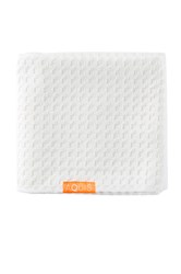 Aquis Hair Towel Waffle Luxe White