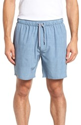 Travis Mathew Digits Shorts Heather Sharkskin