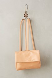 Anthropologie Gail Backpack Coral