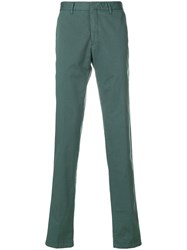 The Gigi Casual Chinos Green