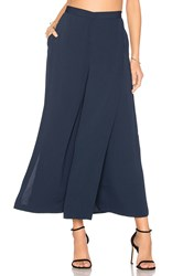Keepsake Meadows Cropped Pants Blue