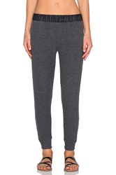 Solow Ultralounge Jogger Pant Charcoal
