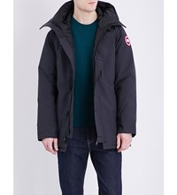 Canada Goose Chateau Quilted Parka Navy
