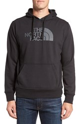 The North Face Men's Drawstring Hoodie Tnf Black Asphalt Grey