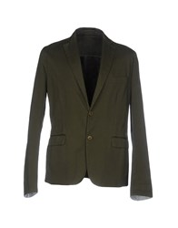 Royal Hem Blazers Military Green