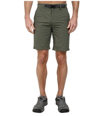 Adidas Outdoor Hiking Allround Short Base Green Men's Shorts Olive