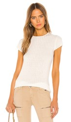 Joie Filana Top In Ivory. Porcelain