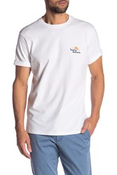 Tommy Bahama Live Streaming Tee White