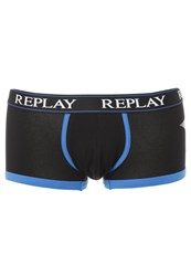 Replay Shorts Black