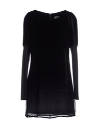 Antipodium Short Dresses Black