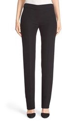 Armani Collezioni Women's Side Zip Cady Pants