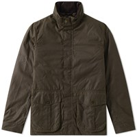 Barbour Portal Wax Jacket Brown